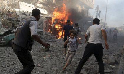 L'Otan reconnaît avoir massacré 352 civils en Syrie