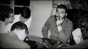 Ernesto Rafael «Che» Guevara. D. R.