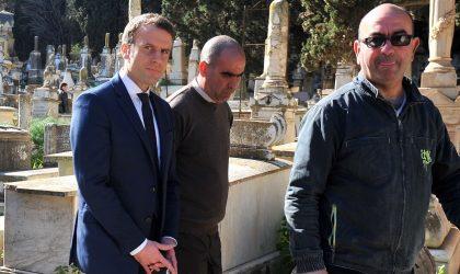Restitution des crânes des résistants algériens : Emmanuel Macron interpellé