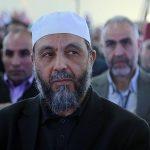 Abdallah Djaballah, chef du Front de la justice et du développement. New Press