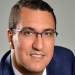 M'jid El-Guerrab doit sa candidature à l'éviction de Leïla Aïchi. D. R.