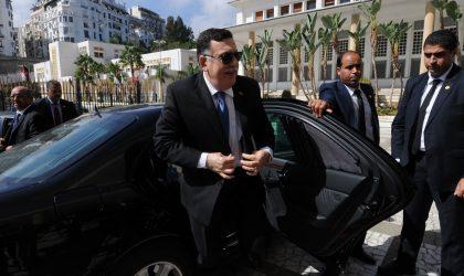 Le président du Conseil présidentiel libyen mardi à Alger