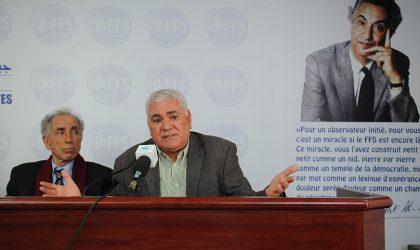 Des élus démissionnent du FFS à Bordj Bou Arréridj