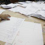 Trois tendances se dégagent des élections législatives de ce 4 mai. New Press