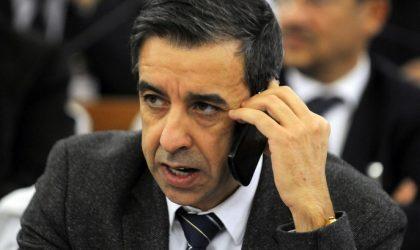 Ali Haddad arrêté alors qu'il s'apprêtait à quitter le pays