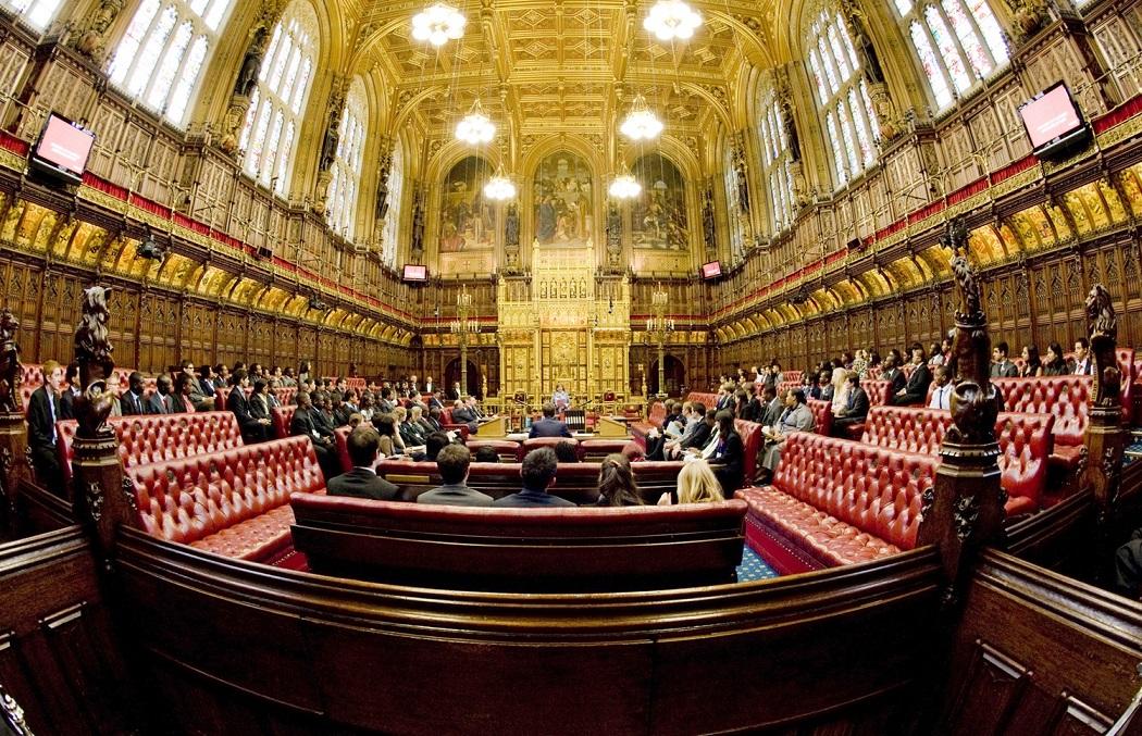Le Parlement britannique. D. R.