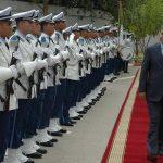 Le général-major Abdelghani Hamel, directeur général de la DGSN. New Press