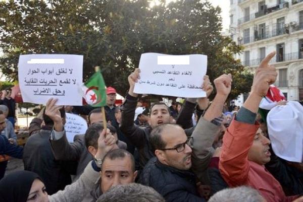 L'Intersyndicale de Béjaïa appelle à un rassemblement le 16 mai prochain . D. R.