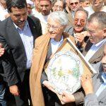 Chakib Khelil lors de ses virées dans les zaouïas à son retour en Algérie. New Pressbderrezak Mokri. New Press