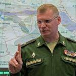 Igor Konachenkov, porte-parole du ministère russe de la Défense. D. R.
