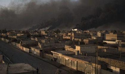 L'Algérie préoccupée par la situation en Libye
