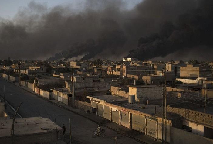 La crise libyenne est loin d'être réglée. D. R.