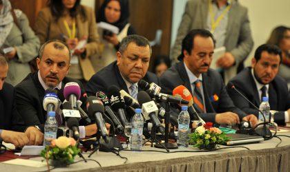 Le message codé de l'Algérie aux principaux acteurs de la guerre civile libyenne