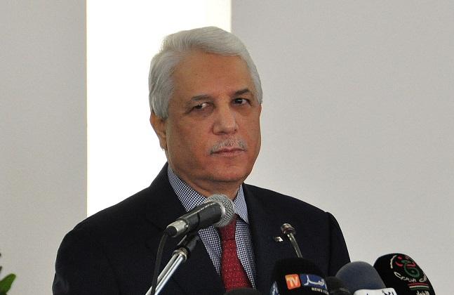 Tayeb Louh, le ministre de la Justice, garde des Sceaux. D. R.