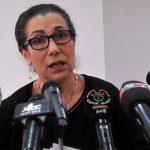 Mme Hanoune approuve le changement gouvernemental. New Press