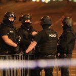 Des éléments de la police britannique. D. R.