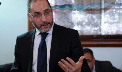 Nouveau gouvernement : Mokri rencontre Sellal