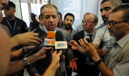El-Hadi Ould Ali : «Il y a eu détournement de fonds au Comité olympique»