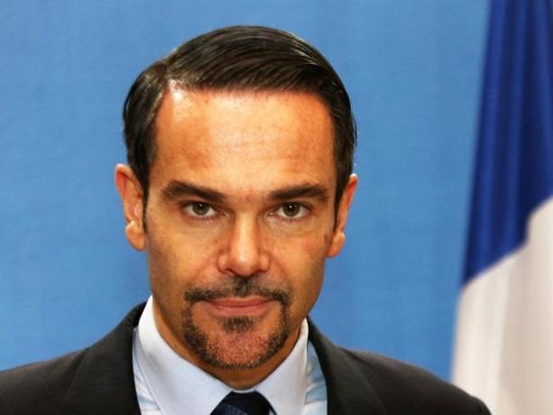 Romain Nadal, porte-parole du Quai d'Orsay. D. R.