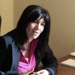 Samia Ghali, sénatrice des Bouches-du-Rhône et maire du 8e secteur de Marseille. D. R.