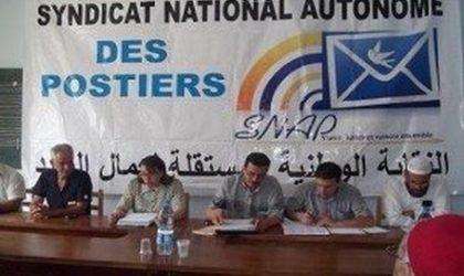 Le syndicat des postiers appelle à un sit-in le 30 mai