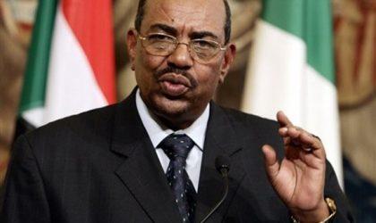Al-Béchir : «L'Egypte est en train de voler notre territoire»