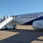 Ces négociations interviendront dans le cadre de l'acquisition de trois Boeing 737-800. New Press