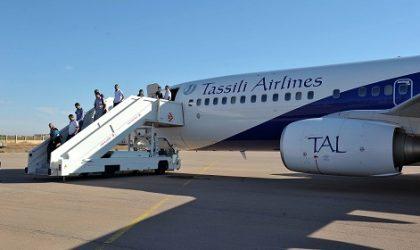 Projet de partenariat entre Boeing et Tassili Airlines