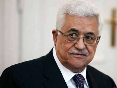 Mahmoud Abbas, président de la Palestine. D. R.