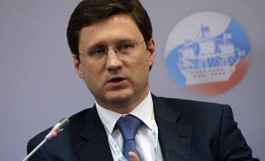 Alexander Novak. D. R.