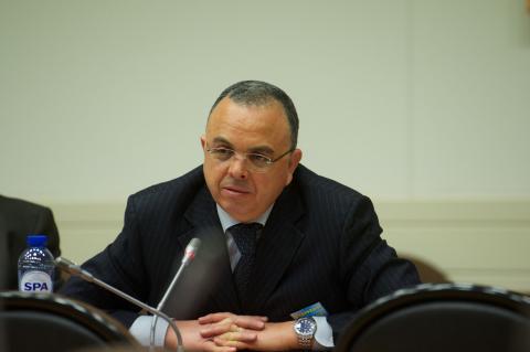 Ali Mokrani, directeur de la coopération avec l'UE au ministère des Affaires étrangères. D. R.
