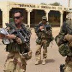 La force française Barkhane de lutte contre le terrorisme au Sahel. D. R.