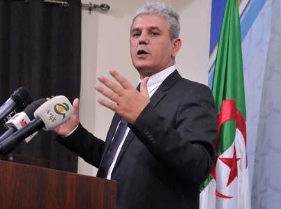 Mohcine Belabbès accuse l'administration d'un autre type de fraude. New Press