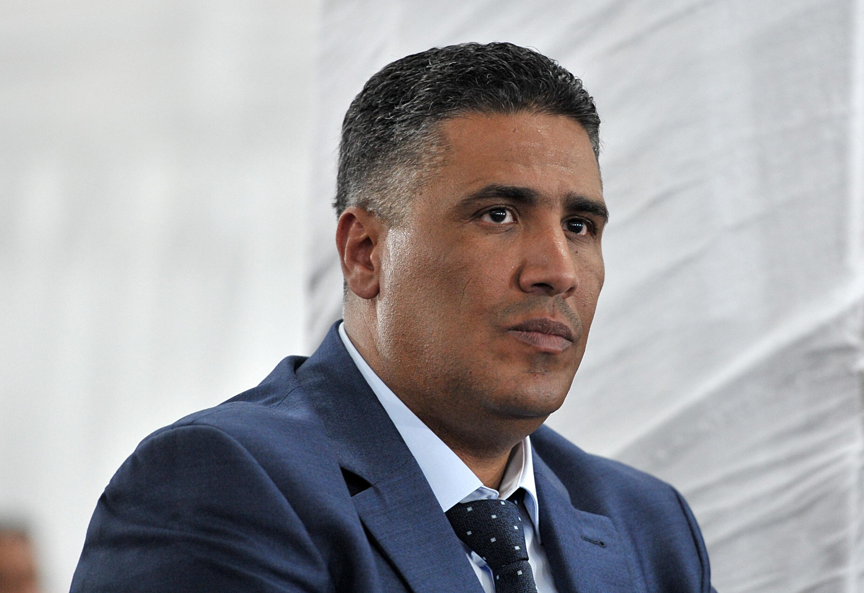 Tarek Belaribi, PDG de l'AADL. New Press