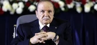 Abdelaziz Bouteflika. D. R.