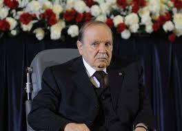 Le président de la République, Abdelaziz Bouteflika. D. R.