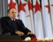 Le président Abdelaziz Bouteflika opte pour un gouvernement technocrate