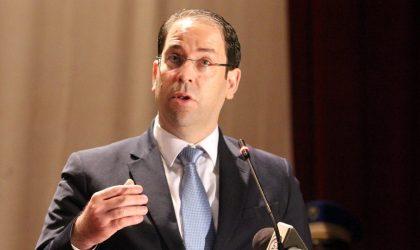 Le chef du gouvernement tunisien déclare la guerre à la pègre : l'exemple à suivre