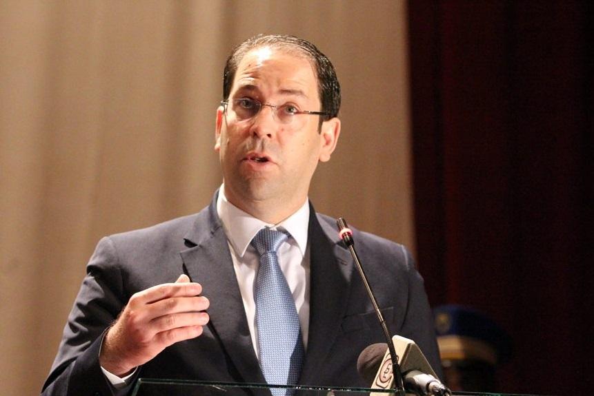 Youssef Chahed. L'opération «mains propres» à la tunisienne portera-t-elle ses fruits ? D. R.