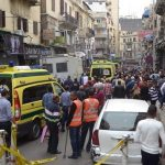 L'attaque a eu lieu dans la province de Minya, au sud du Caire. D. R.