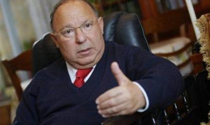Dalil Boubakeur réitère son appel à voter pour Macron