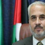 Fawzi Barhoum, porte-parole du Hamas dans la Bande de Gaza. D. R.