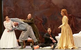 L'opéra est organisé par l'Opéra d'Alger sous l'égide du ministère de la Culture. D. R.