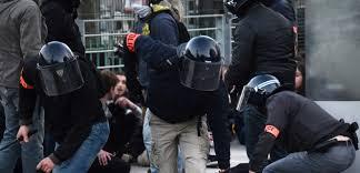 Echauffourées à Paris : 141 interpellations et 9 gardes à vue