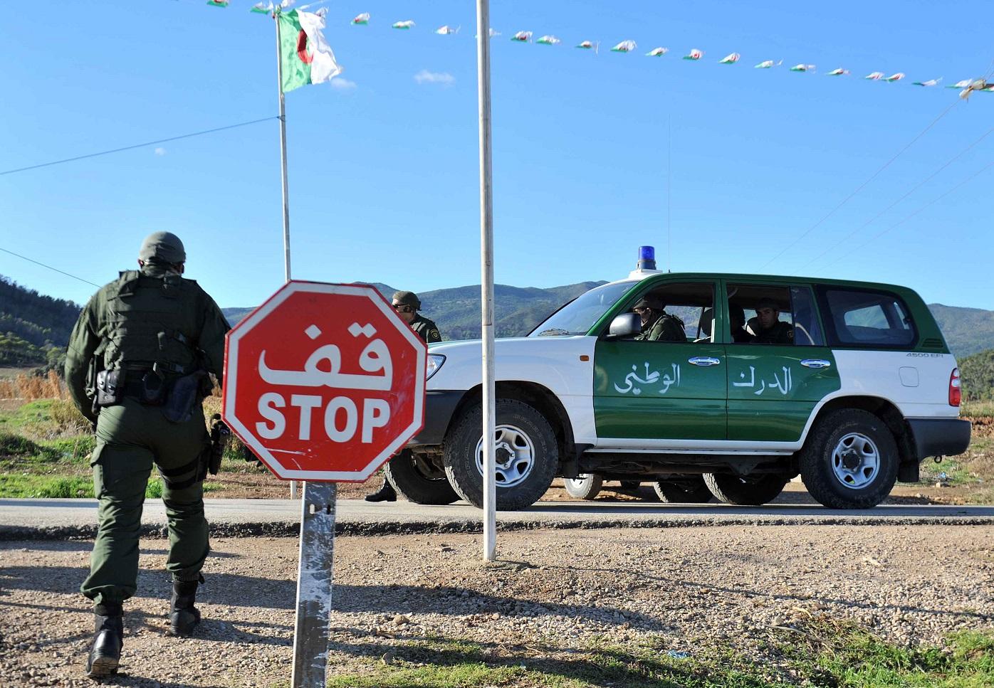 Plusieurs personnes ont déjà été arrêtées pour soutien au terrorisme. New Press