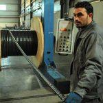 Une évolution moyenne annuelle pour le secteur industriel a été enregistrée. New Press