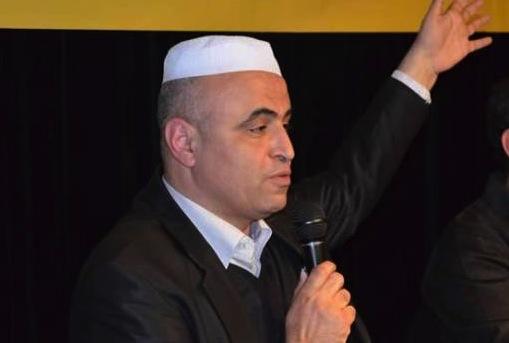 Kamel-Eddine Fekhar, l'un des mis en cause. D. R.