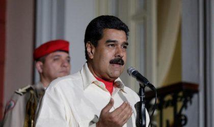 Venezuela : Maduro lance le processus de Constituante