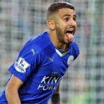 Mahrez a déjà fait son choix de quitter Leicester. D. R.