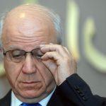 Mourad Medelci, président du Conseil constitutionnel. New Press